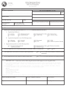 Form Np-20a - State Form 51064 - Nonprofit Application For Sales Tax Exemption