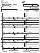 Form 06-131 - Texas Schedule Of Gallons Imported - 2000