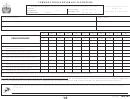 Form Vb-1 - Vermont Vinous Beverage Tax Return