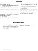 Form Au-737b - Instructions