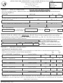 Imc Form 100 - Application For Appointment As Qualified Medical Evaluator - California Department Of Industrial Relations