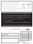 Form Cot/cd-118a - Consumer Use Tax Return For Out-of-state Purchases - 2008