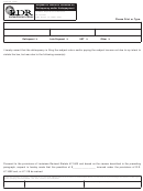Form R-20128 - Request For Waiver Of Penalties For Delinquency And/or Underpayment