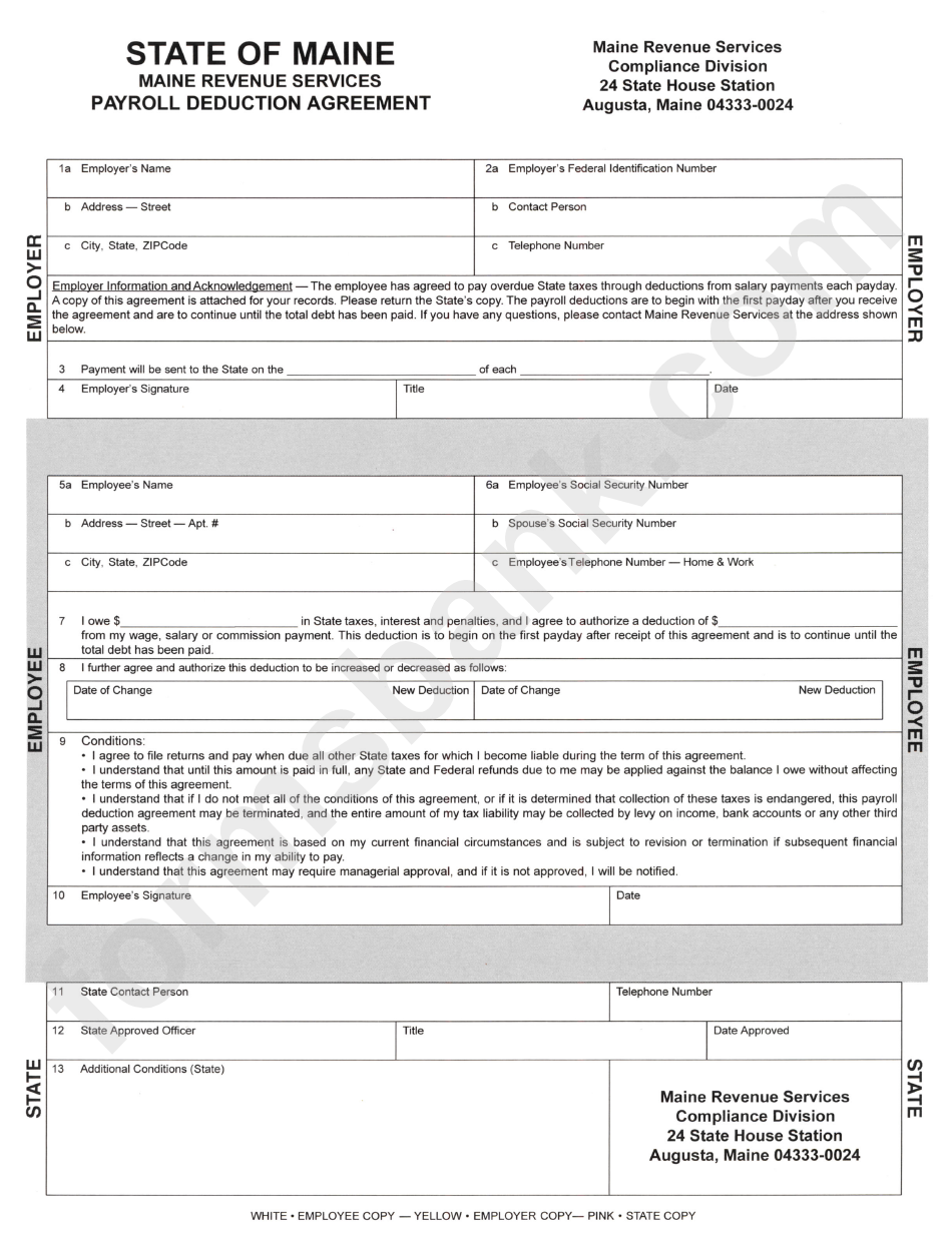 Form 2159 for Form 2159