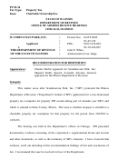 Form Pt 05-34 - Property Tax Claim - Charitable Ownership/use