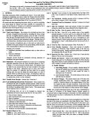 Form St-450-a - Sales And Use Tax Return Form Filing Instruction - Sales County