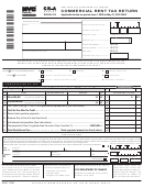 Form Cr-a - Commercial Rent Tax Return - 2009/10