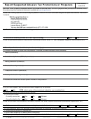 Form 14242 - Report Suspected Abusive Tax Promotions Or Preparers Form