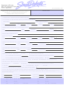 Sales And Contractors' Excise Tax License Application Form - 1999