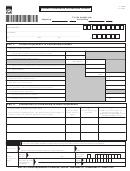 Form F-1065 - Florida Partnership Information Return