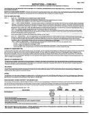 Form Inh-3 Instructions Sheet