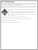 Dw-1 Form Completion Instructions