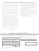 Form Va-15 - Employer's Voucher For Payment Of Virginia Income Tax Withheld