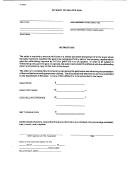 Form It-aff2 - Affidavit Of Seller's Gain