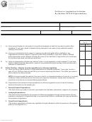 Form Ftb 3509 - Political Or Legislative Activities By 23701d Organizations