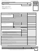 Form Boe-501-cd - Cigarette Distributor's Tax Report