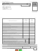 Form Boe-501-dc - Common Carriers Tax Return