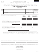 Form M-36 - Combined Claim Form For Refund Of Fuel Taxes Liquid Fuel (gasoline) Used For Agricultural Equipment Operated Off Public Highways, Diesel Oil Used For Motor Vehicle Operated Off Public Highways, And Alternative Fuel Used For Motor Vehicle And I