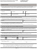 Form Hud-27012 - Federal Employees Health Benefits Program (fehb) Premium Conversion Waiver/election Form - U.s. Department Of Housing And Urban Development