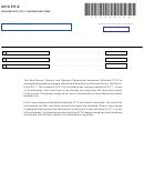 Form 2016 Pit-z - New Mexico Pit-1 Addendum Form