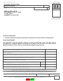 Form Boe-501-tf - California Tire Recycling Fee Return