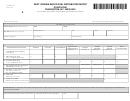 Form Vmft-501 - Distributor Report Po Box 2991 Charleston, Wv 25330-2991 - West Virginia Motor Fuel