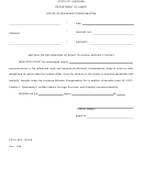 Form Ldol-wc-1005a - Office Of Worker's Compensation