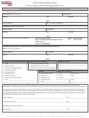Authorization Form For Release Of Information - Counseling And Psychological Services