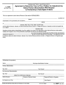 Form 9247 - Agreement Form To Extend The Time To File A Petition For Adjustment By Notice Partner (shareholder) With Respect To Partnership Or Subchapter S Iteams
