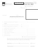 Form Dr 309633 - Mass Transit System Provider Fuel Tax Return