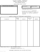 Form Si-5 - Self-insurance Payroll Report