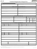 Form Ar-40 - Combined Registration Change Form - Arkansas Combined Registration - Arkansas