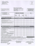 Sales And Use Tax Report