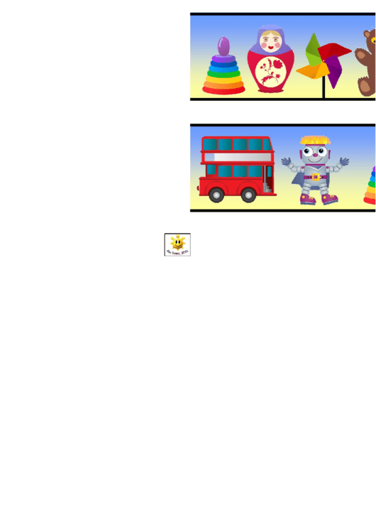 Toys Border Template For Displays Printable Pdf Download