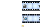 Film And Video Border Template For Displays