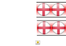 England Circles Border Template For Displays