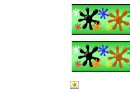 Paint Splat Border Template For Displays