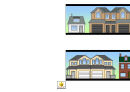 Houses Border Template For Displays
