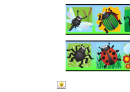 Cool Bugs Border Template For Displays