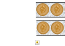 Roman Coins Border Template For Displays