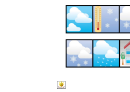 Weather Border Template For Displays