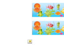 Under The Sea Border Template For Displays
