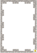 Grey Stone Castle Template