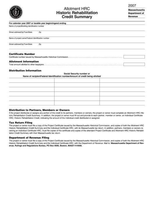 HRC PDF Free Download