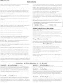 Form Mt-40 - Instructions