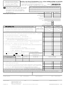 Form 531 - Local Earned Income Tax Return - 2014