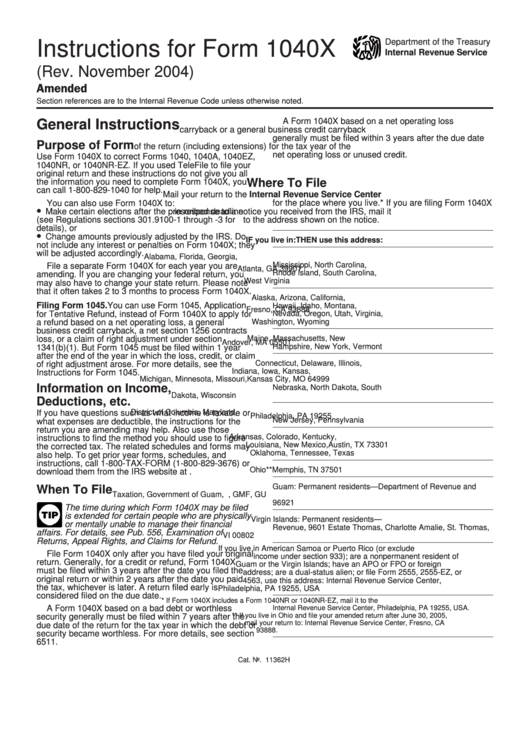 Form 1040x 2015 2017 Form Nj Dot Nj 1040x Fill Online Printable ...