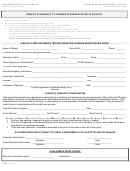 Form Bebco 2804-13 - Parent's Request To Administer Medication In School