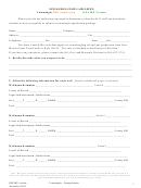 Commingle Pre-application Form - 2014