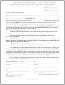 Improvement Damage Bond For Geophysical Permits Bond Form - 2009